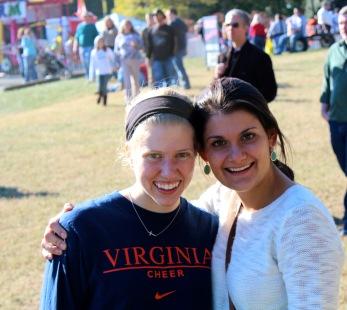 Sarah & me